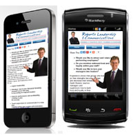 CLICK for our Mobile website