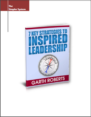 Simpler System: 7 Keys To Inspired Leadership